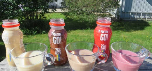 Protein GO från Kronägg