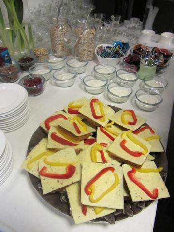 Frukost från Saltå Kvarn