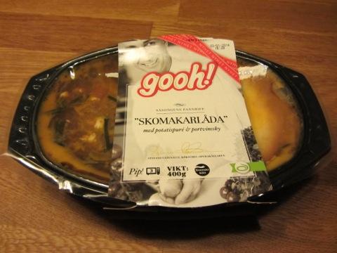 Säsongens pannbiff från Gooh