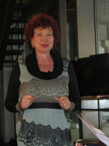 Engagerad korvfestivalgeneral Christina Möller