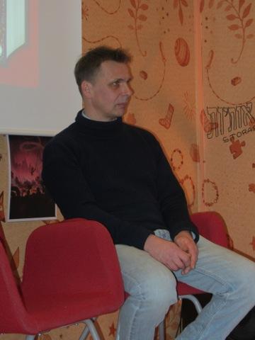 Jakob Wegelius och Mördarens apa