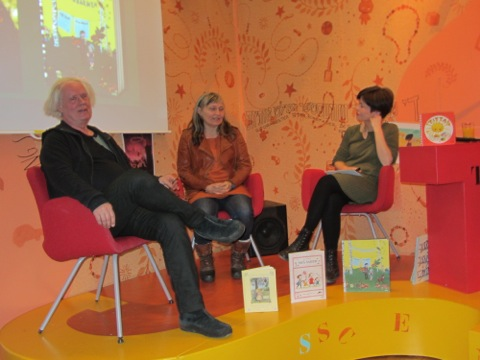 Samtal med Ulf Stark och Anna Höglund