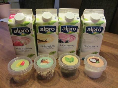 Mild & Creamy och spännande toppingar
