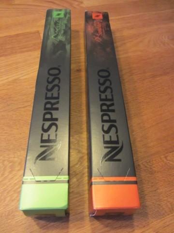 Vårnyheter från Nespresso