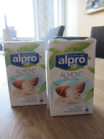 Alpro Mandeldryck 250 ml
