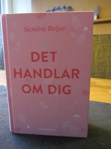 Det handlar om dig av Sandra Beijer