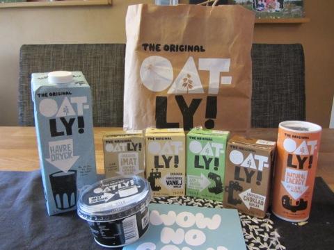 Spännande produkter från Oatly