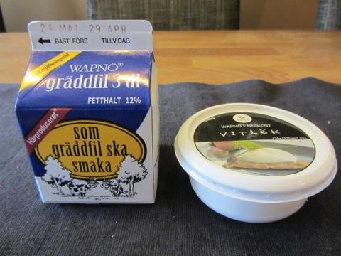 Härproducerat från Wapnö Gård