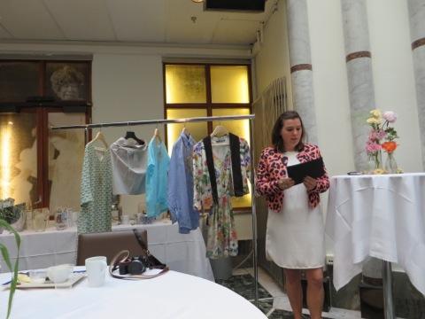 Adrienne Cullin om hållbart mode