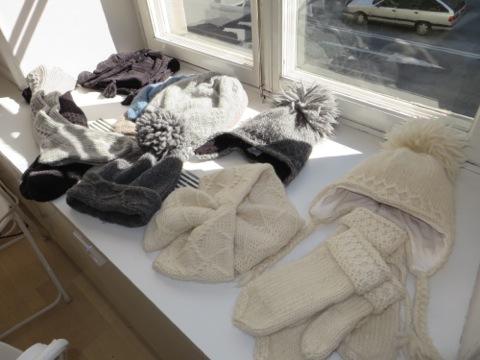 Heart of Lovikka - mössor, vantar och sockor