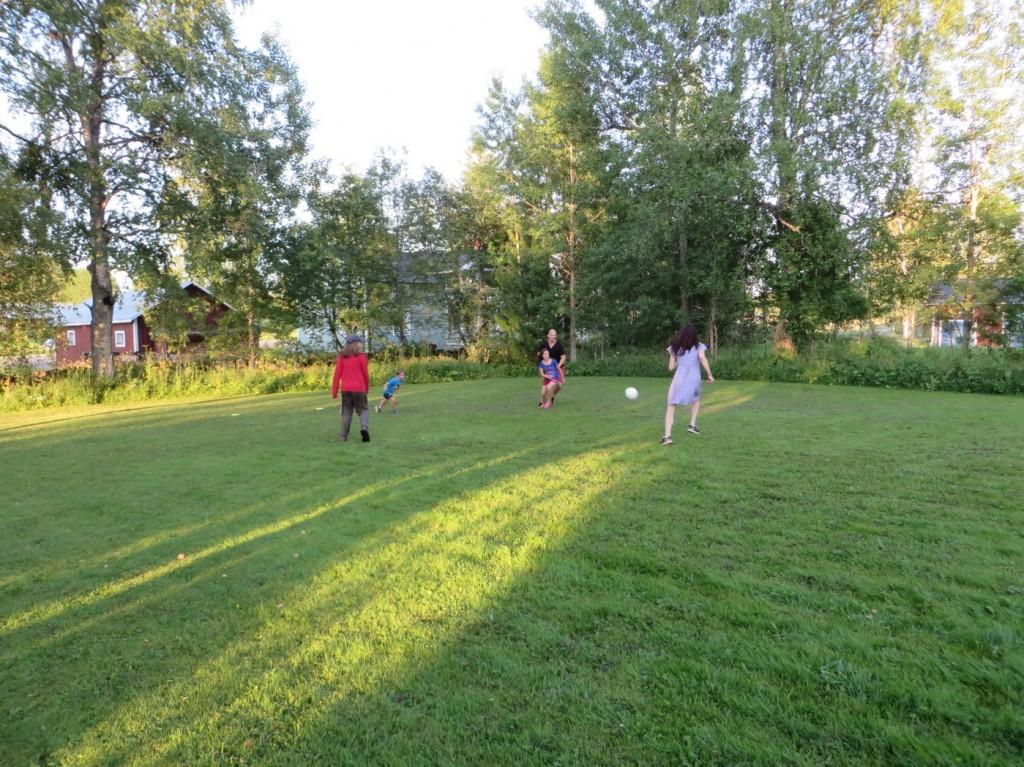Familjefotboll