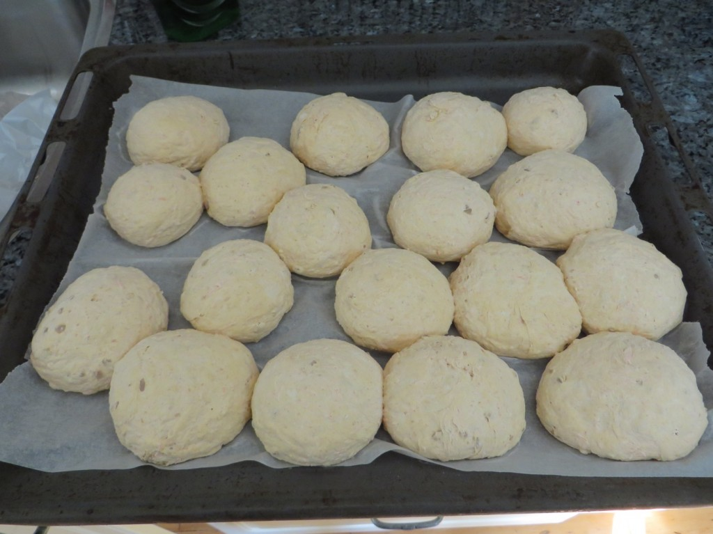 Eget bake-off bröd