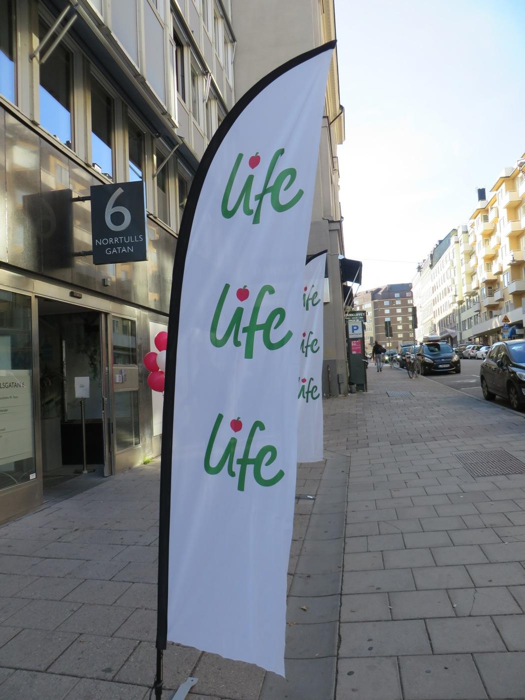 Life Academy-dagen