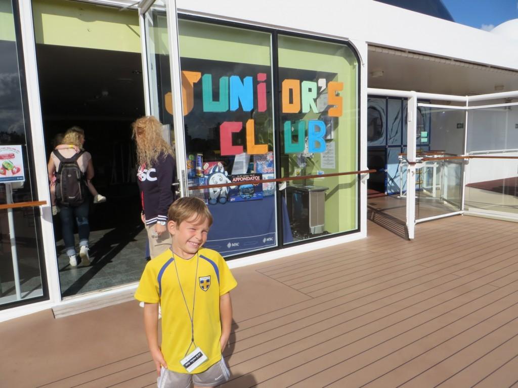 Junior's club