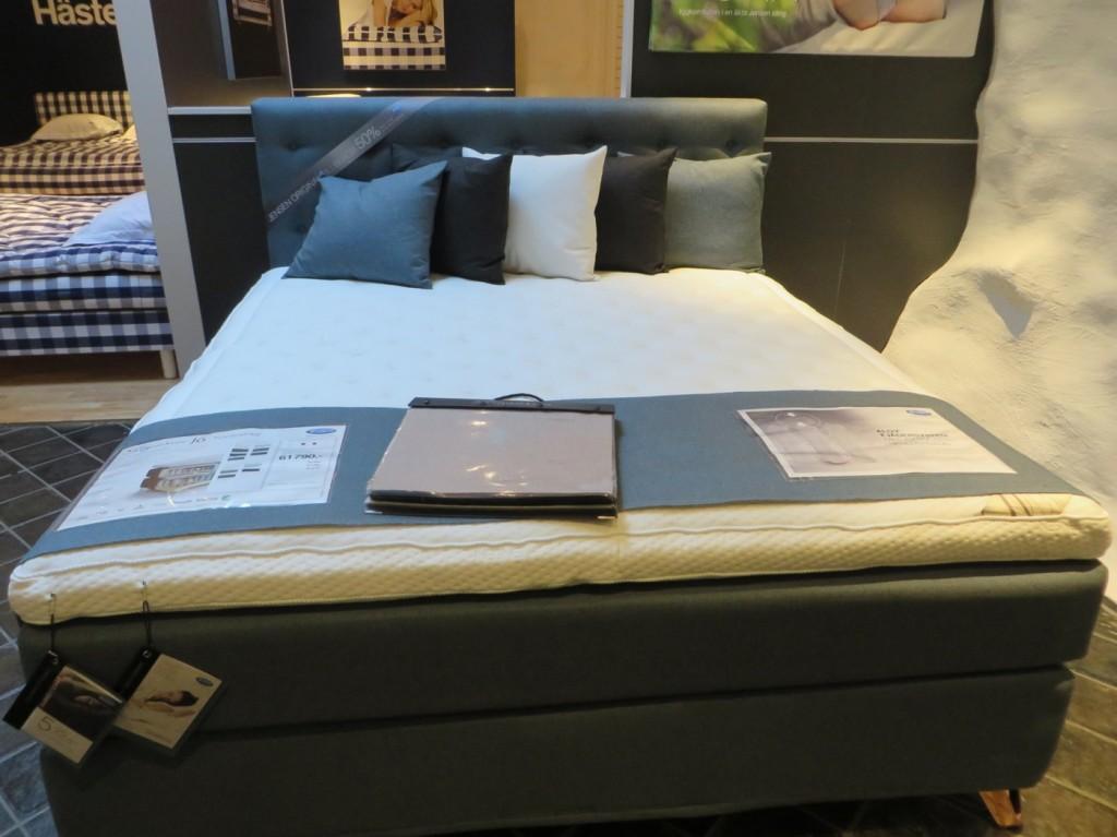 Underbar säng från Jensen