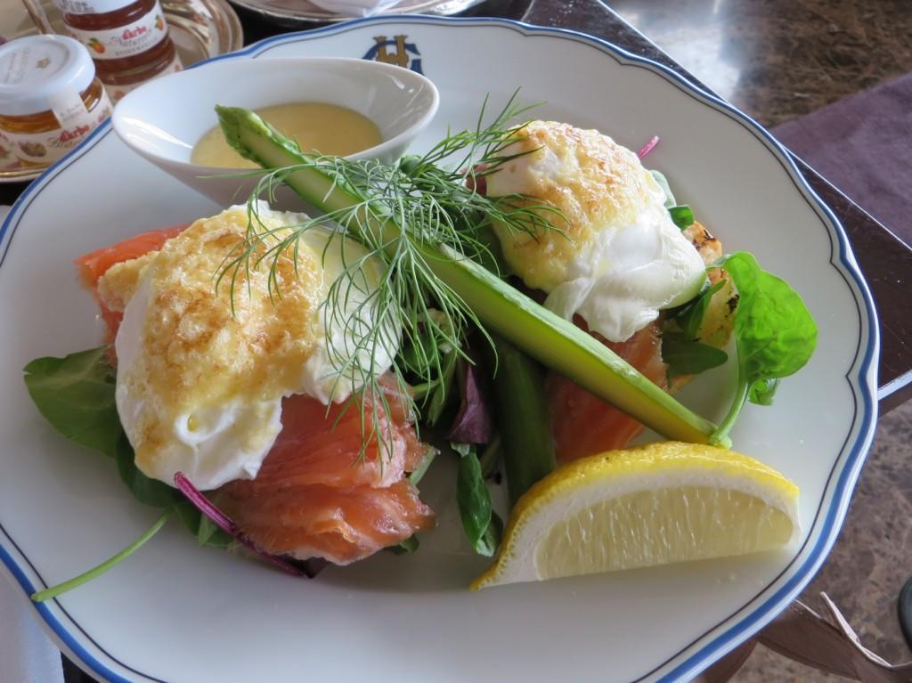 Scandinavian Eggs Bénédict