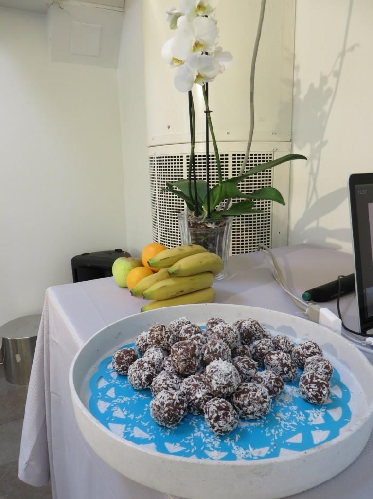 Underbart goda men nyttiga kokosbollar