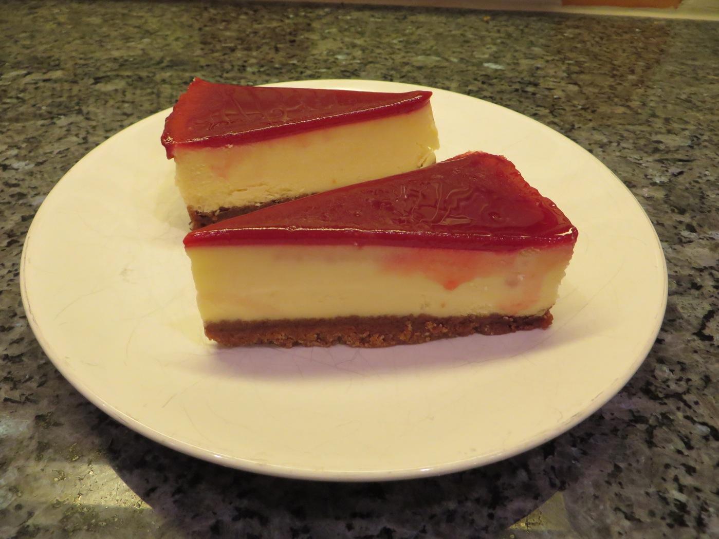 Cheesecake från Senoble
