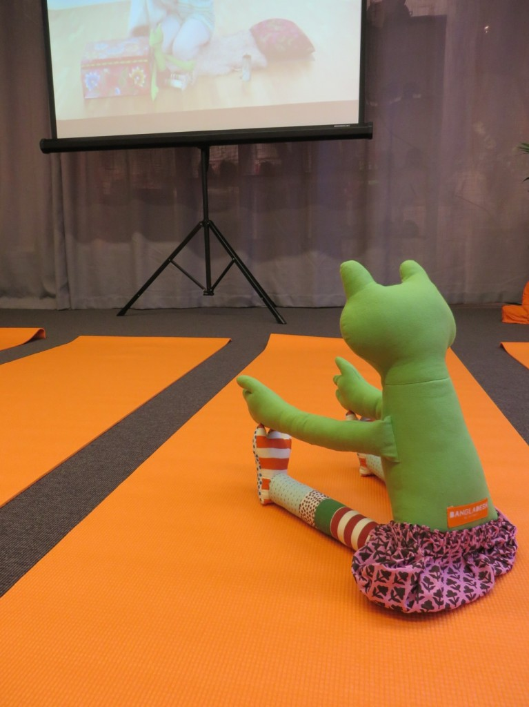 Yoga när du vill och var du vill