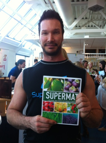 John Opsahl - Supernatures grundare och frontfigur