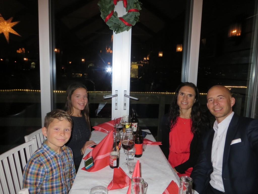 Julbord på Rökeriet