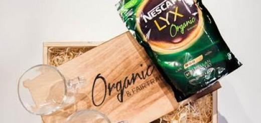 TÄVLING - Vinn lyxig låda med ekologiskt kaffe från Nescafé