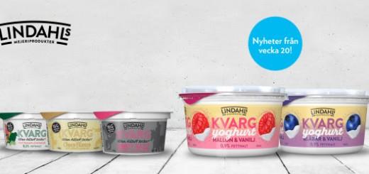 Nyheter Lindahls mejeriprodukter
