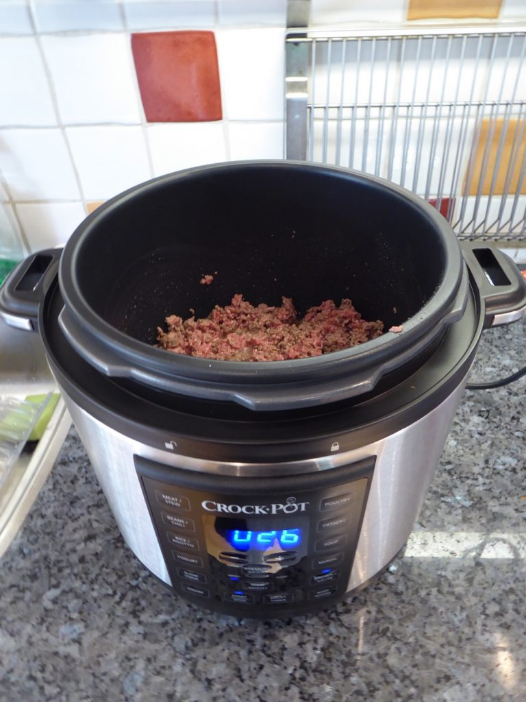Vinnare av Crock-Pot Express Multicooker
