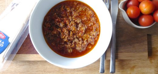 Bolognese i Crock Pot Express