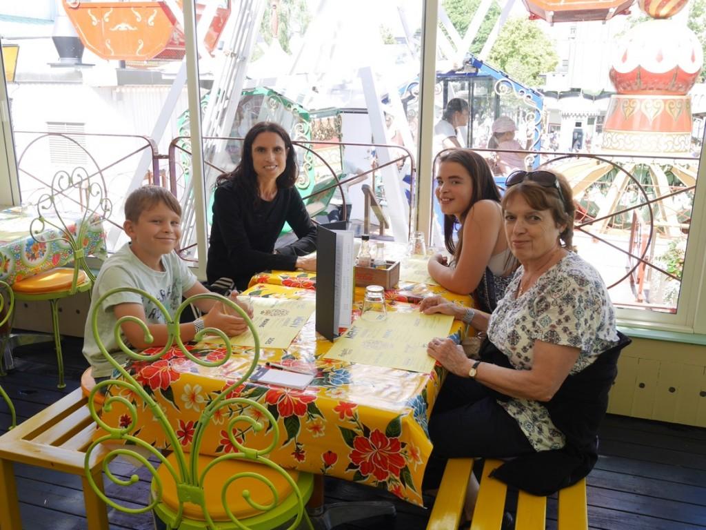 Dags för lunch på Fiesta Taqueria & Bar
