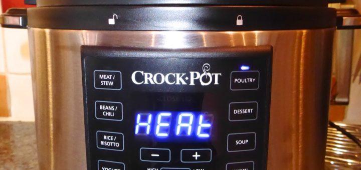 TÄVLING - Vinn Crock-Pot Express Multicooker