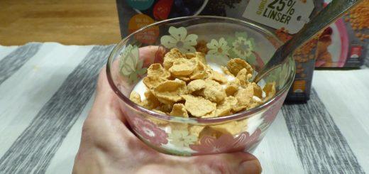 Perfekt kombo med krämig vaniljyoghurt, grekisk yoghurt eller liknande.