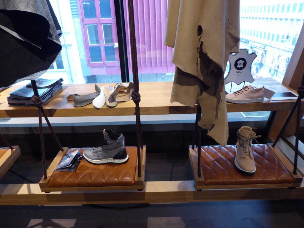 Snygga och funktionella skor från Ecco.