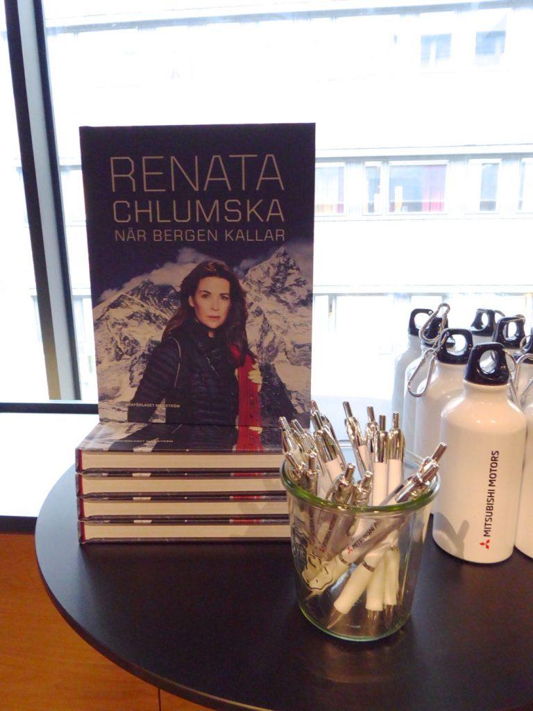 När bergen kallar av Renata Chlumska.