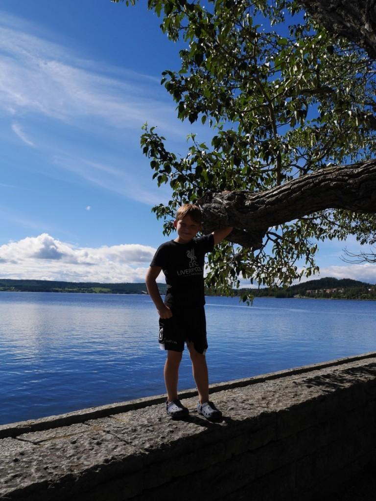 Östersund - en vacker sommarstad!