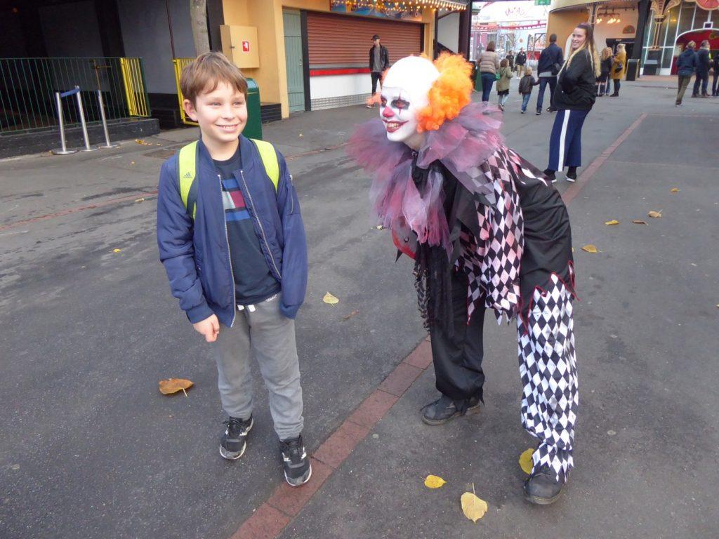 Rädd för clowner?