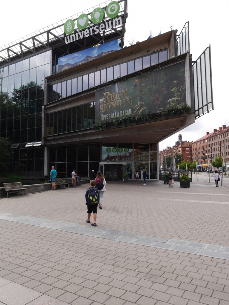 Universeum Nordens största science center