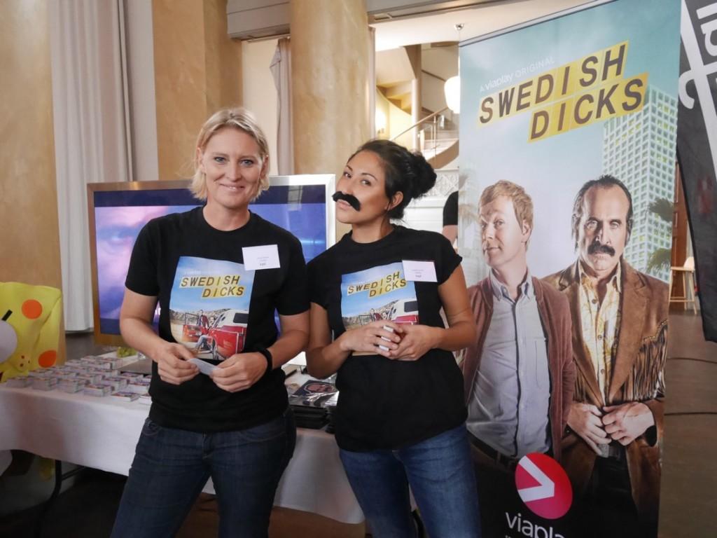Swedish Dicks kommer snart på Viaplay.