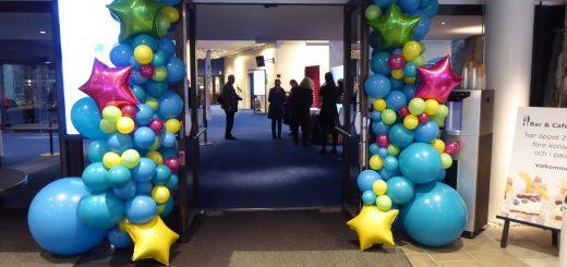 Choicedagen hölls i Berwaldhallen.