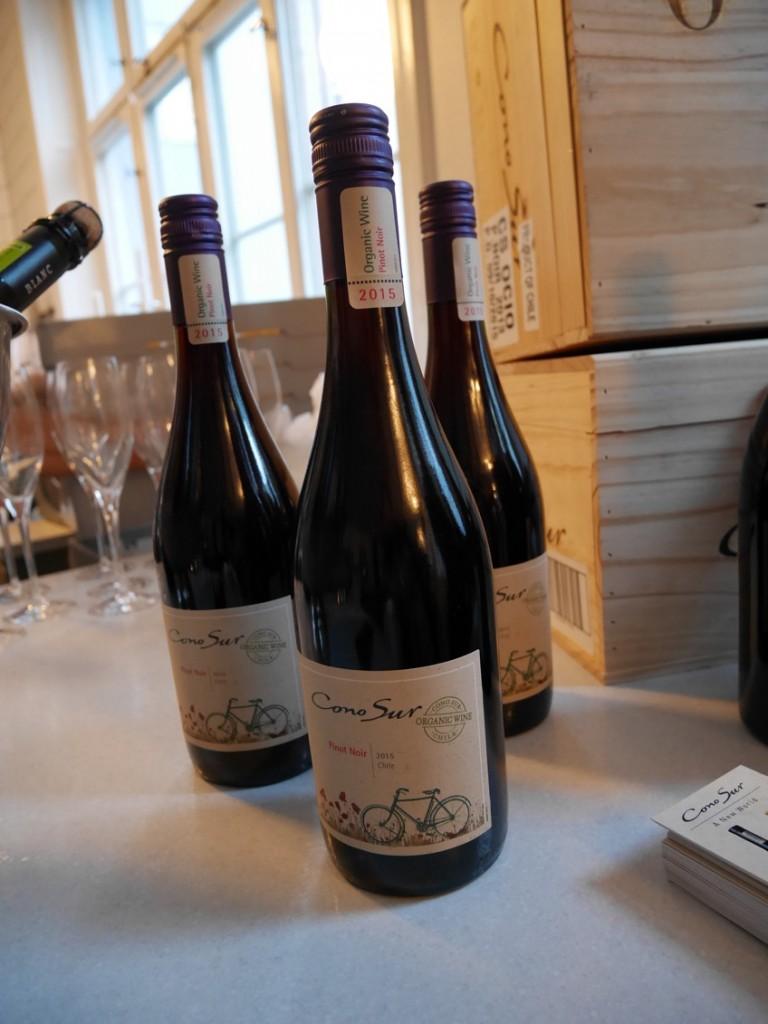 Cono Sur Organic Pinot Noir 2015