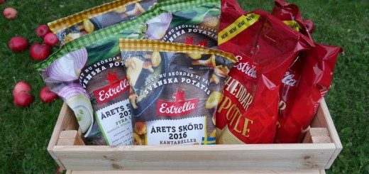 Höstens nyheter från Estrella