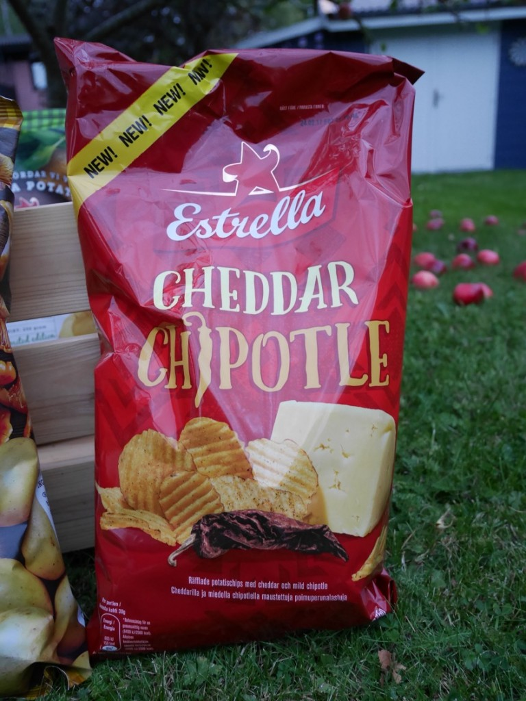 Cheddar Chipotle