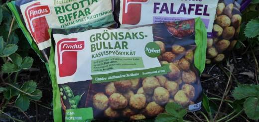 Findus gröna sortiment