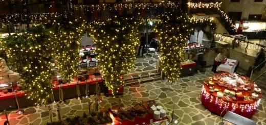 35 meter julbord väntar oss.