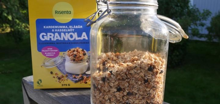 risenta granola nyttig