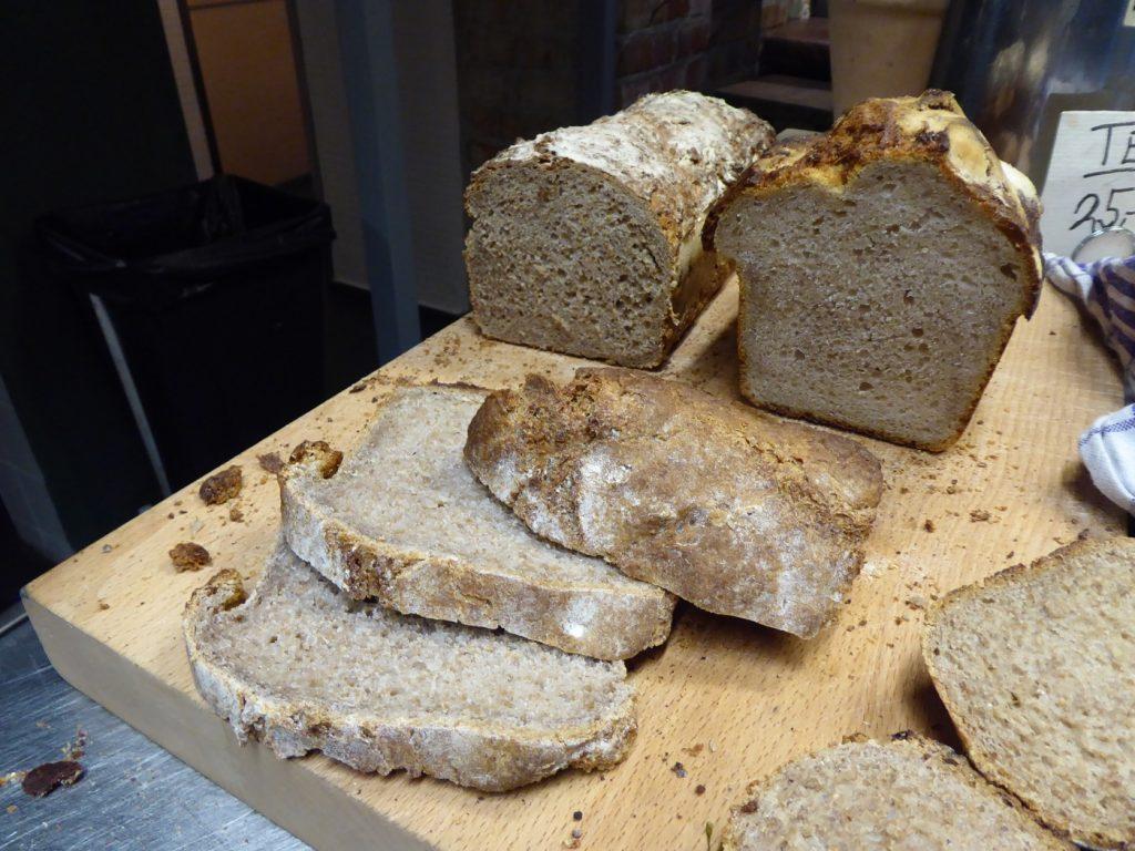 Det här brödet alltså! Makalöst gott!