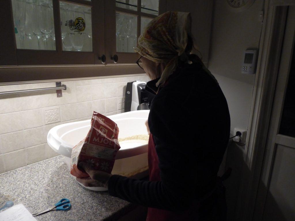 Dags att göra hembakat tunnbröd