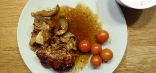 Kryddig hoisinkyckling i Crock Pot