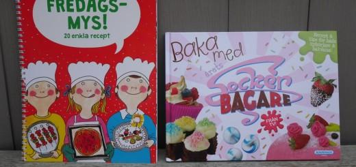 Receptböcker för barn