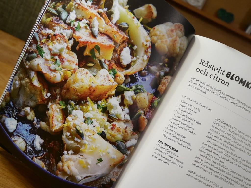 Få in mera härliga grönsaker i matlagningen.